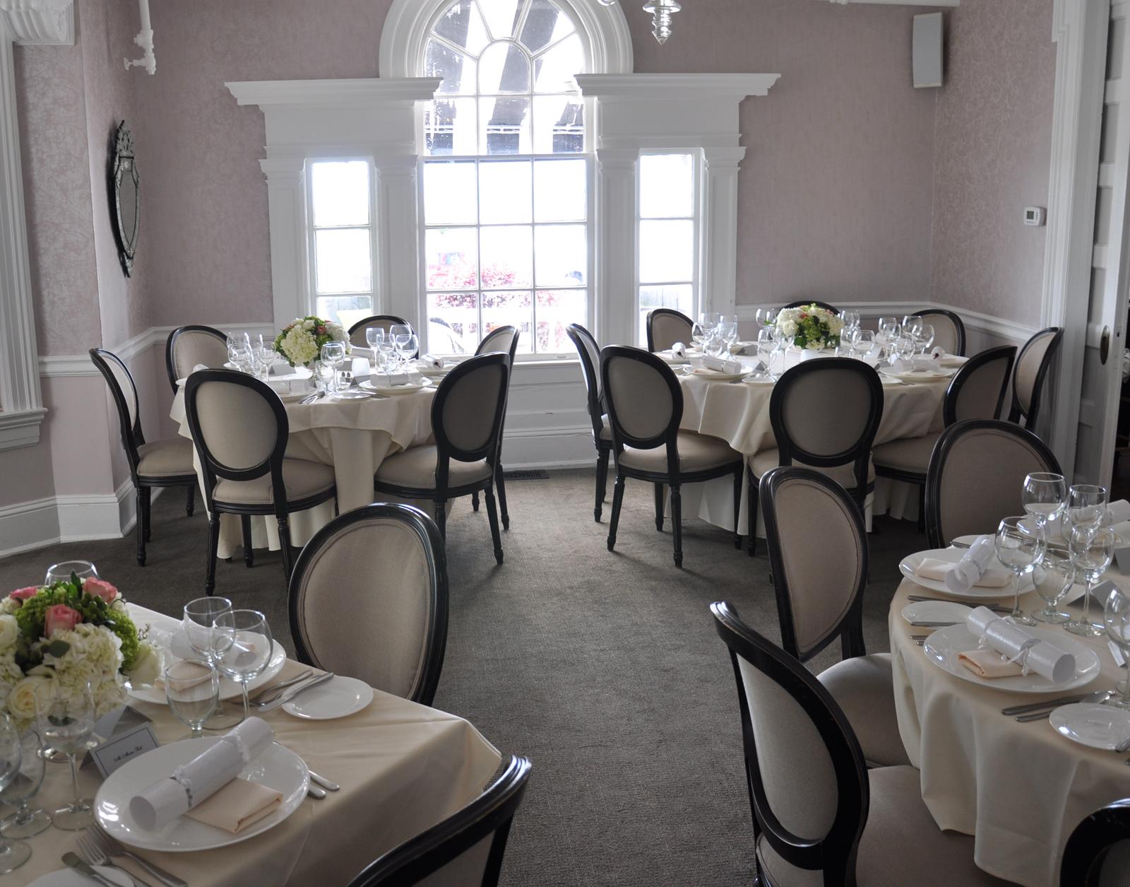 Peter Shields Logo The Inn Restaurant Weddings